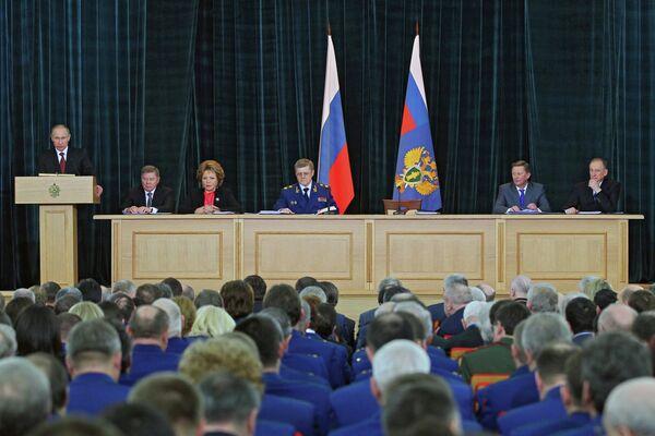 Putin Urges Probe into Unjustified Business Inspections - Sputnik International