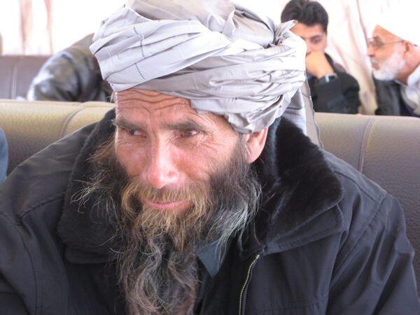 Bakhretdin Khakimov, the Soviet soldier who disappeared in Afghanistan 33 years ago. - Sputnik International