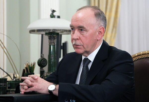 Russian Federal Drug Control Service chief Viktor Ivanov - Sputnik International