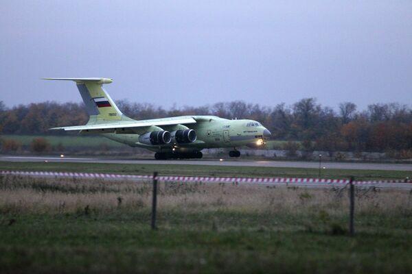 Il-476 Cargo Plane - Sputnik International