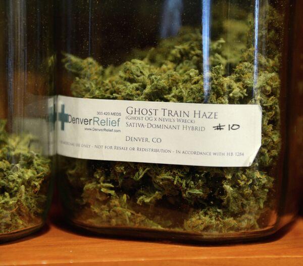 US Cannabis Capitalists Aim High With Legal Colorado Weed - Sputnik International
