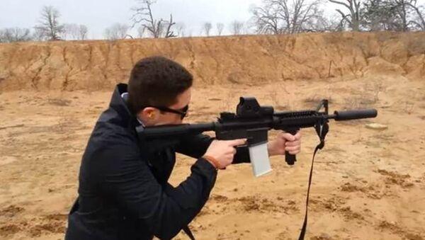 3-D Printer Guns Get US Approval - Sputnik International