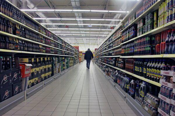 Russians Drink 25% Less Than Before – Health Official - Sputnik International