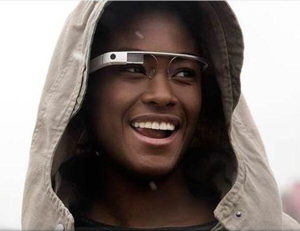 Google Glass - Sputnik International