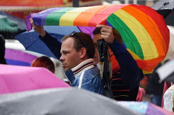 US Supreme Court Hears Landmark Gay Marriage Case - Sputnik International