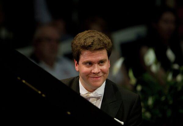 Russian pianist Denis Matsuev - Sputnik International