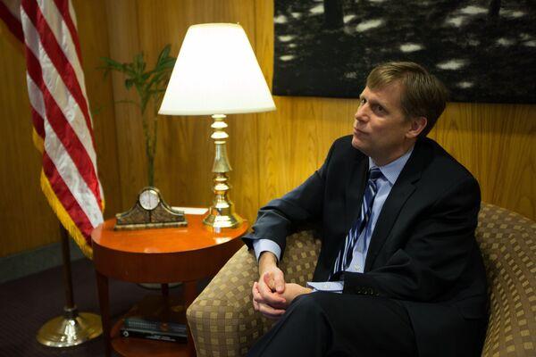 US Ambassador to Russia Michael McFaul - Sputnik International