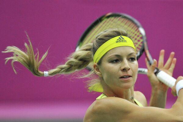French Open: Kirilenko Beats Voegele, Moves to Fourth Round - Sputnik International
