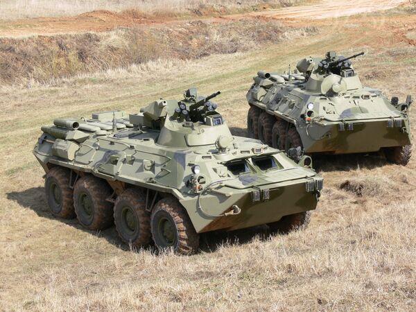 BTR-82 - Sputnik International