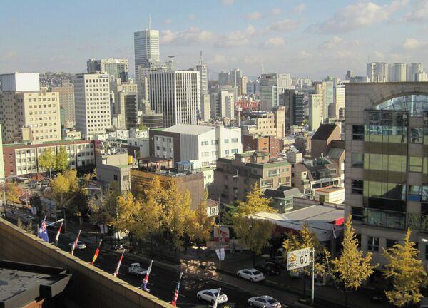 South Korea, Seoul - Sputnik International