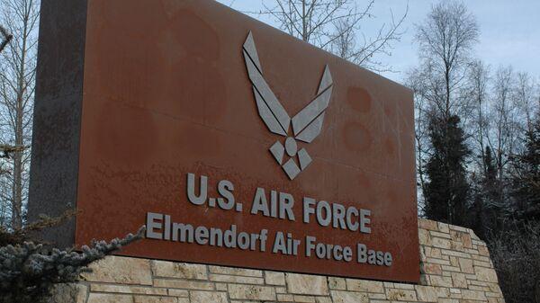 US Air Force Elmendorf - Sputnik International