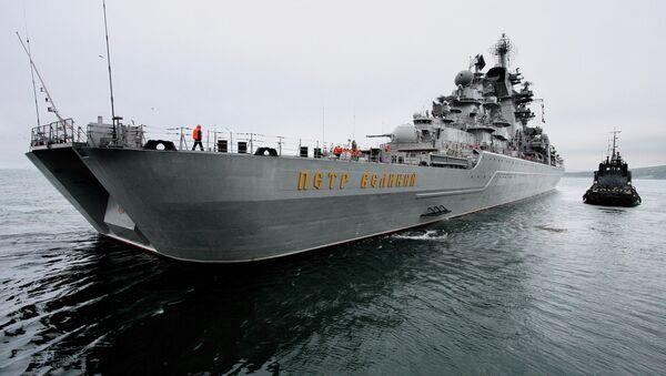 Pyotr Veliky - Sputnik International