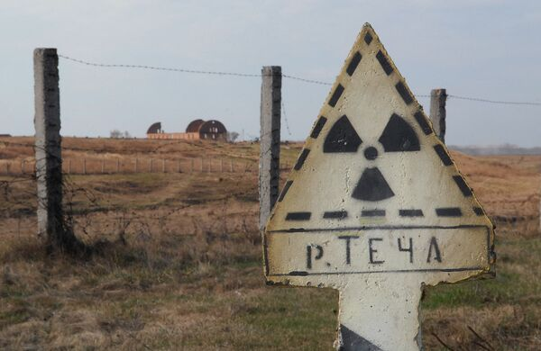 Greenpeace Urges Evacuation From Contaminated Urals Area - Sputnik International