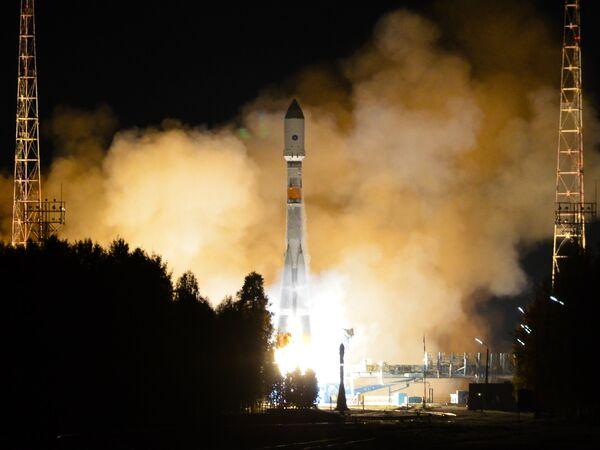 Soyuz-2.1b carrier rocket - Sputnik International