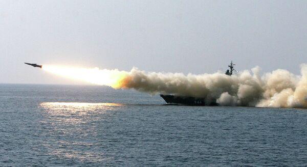 Russia, Italy Hold Naval Drills in Mediterranean - Sputnik International