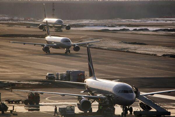 Russia Bans Commercial Flights Over Syria - Sputnik International