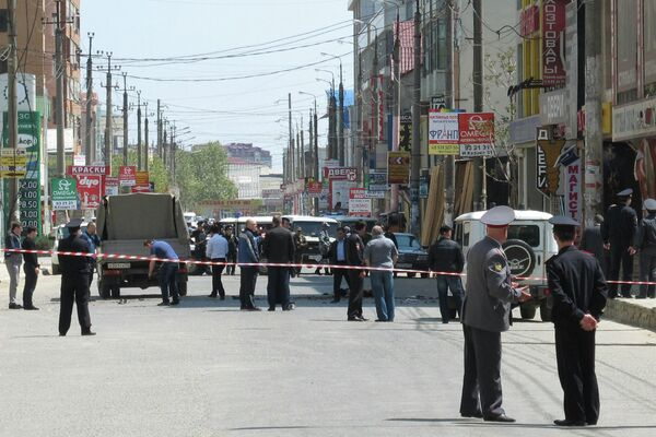 Dagestan Bombing Kills 3, Including 2 Teenagers - Sputnik International