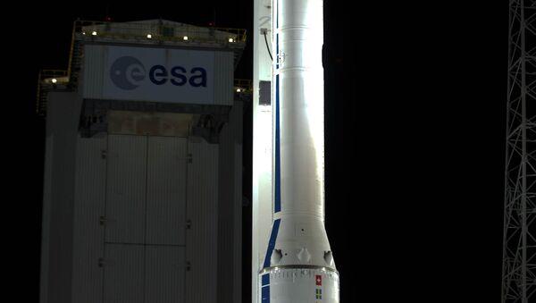 Новейшая европейская разработка ракета-носитель Vega (Вега) - Sputnik International