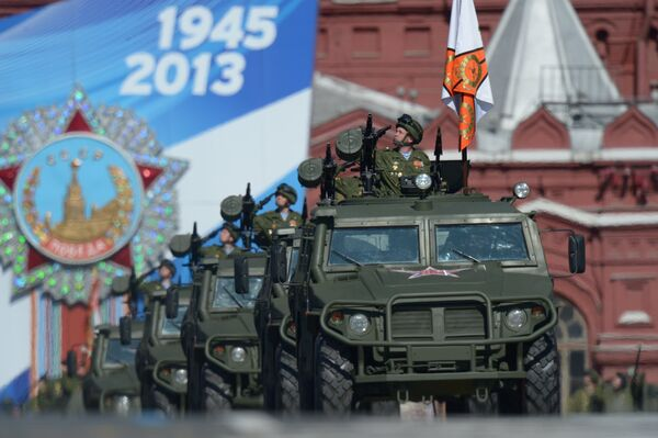 RIA Novosti to Broadcast Live Victory Day Parade in Moscow - Sputnik International