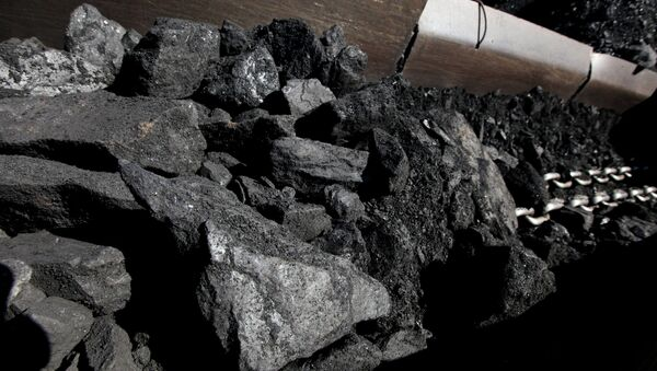 Kiev is ready to buy coal in the areas of Donbas which are controlled by the independent supporters of Luhansk and Donetsk regions. - Sputnik International
