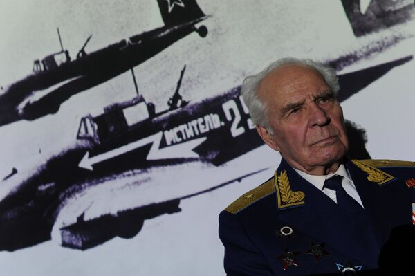 Five Photo Stories of World War II Veterans - Sputnik International