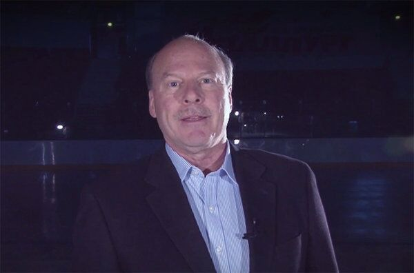 Metallurg Magnitogorsk posted a video of Mike Keenan on its YouTube channel on Monday. - Sputnik International