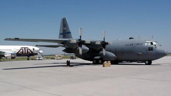 Lockheed C-130 Hercules - Sputnik International