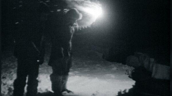 Polar Night at Drifting North Pole Station: Archive Footage - Sputnik International