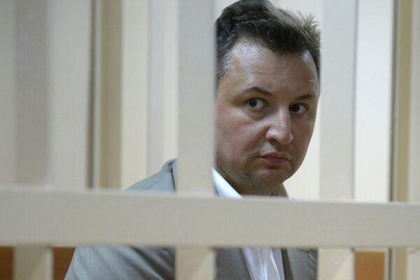 Court Sends Rosbank Ex-CEO Golubkov to Pretrial Jail - Sputnik International