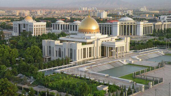 Ashgabat, Turkmenistan - Sputnik International