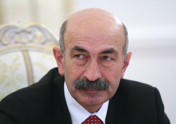Murat Dzhioyev, a South Ossetian presidential representative for post-conflict settlement - Sputnik International