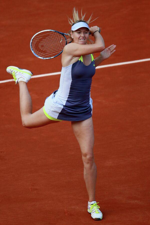Maria Sharapova - Sputnik International