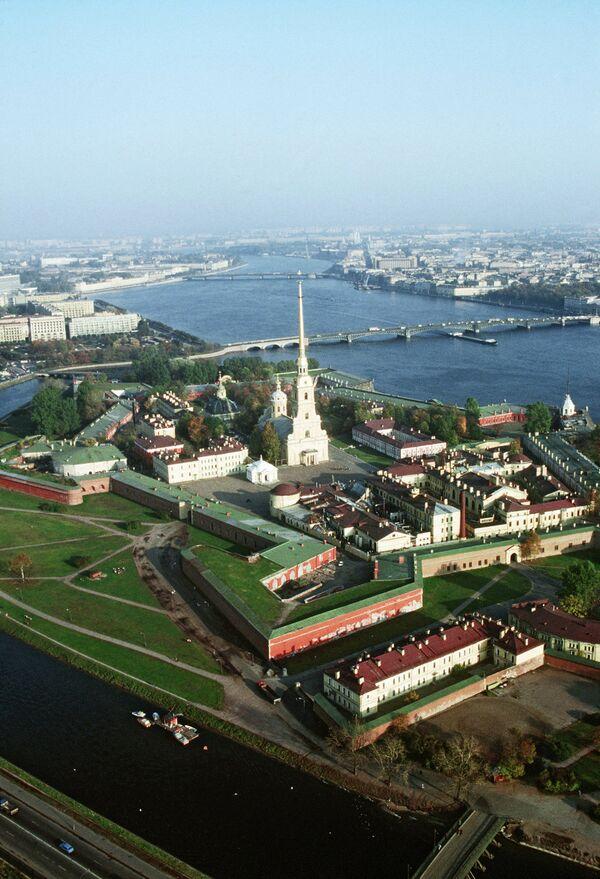 St. Petersburg view - Sputnik International