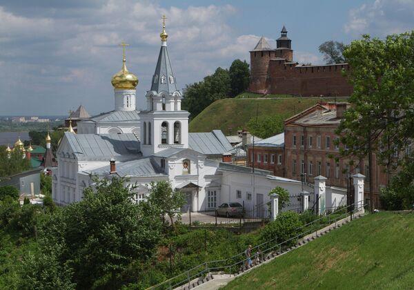 Radical Left Torch Church in Russia – Police - Sputnik International