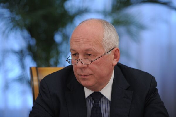 Russian Technologies (Rostech) CEO Sergei Chemezov - Sputnik International