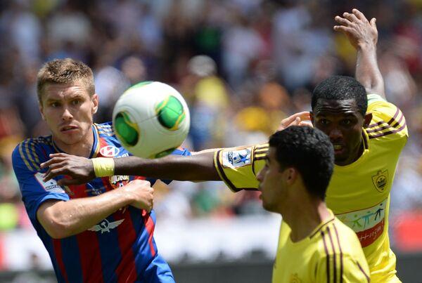 CSKA Beat Anzhi on Penalties to Win Russian Cup - Sputnik International