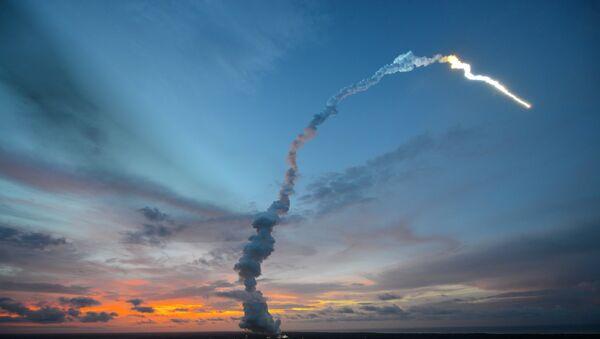 Liftoff of Ariane 5 with ATV-4 - Sputnik International