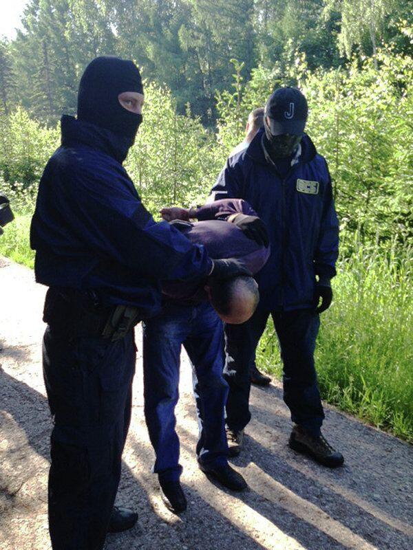 Russian Security Services Detain Terror Suspect - Sputnik International