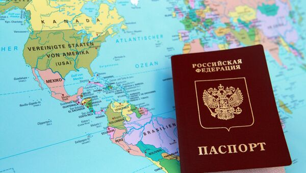 Russia Approves Visa-Free Travel With Paraguay - Sputnik International