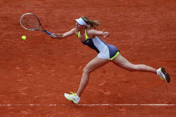 Sharapova to Face Serena Williams in Roland Garros Final - Sputnik International