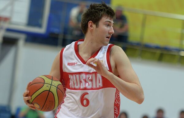 Russia's Karasev Denies Rumors of NBA Draft Guarantee - Sputnik International