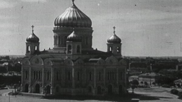 Christ the Savior Cathedral Marks 130 Years: A Video History - Sputnik International