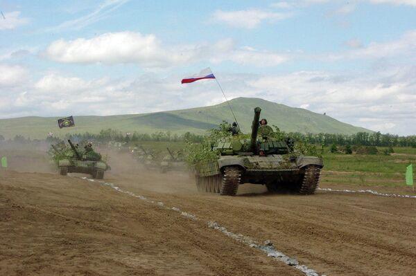 INDRA-2012 Military Drills (archive) - Sputnik International