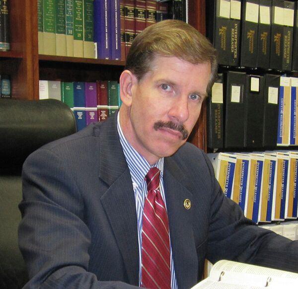 Eli Rosenbaum, the US government's chief Nazi hunter for nearly two decades. - Sputnik International
