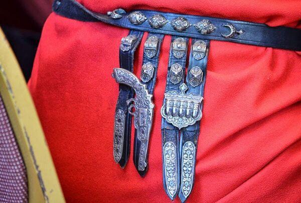 Cossack General's Military Memorabilia Dazzles on Russia Day - Sputnik International