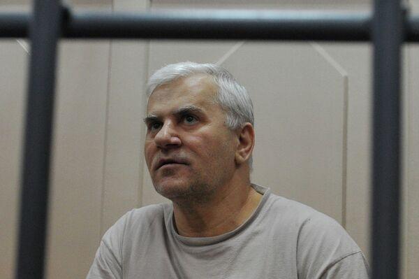 Said Amirov at a Moscow court - Sputnik International