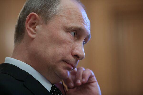 Putin Signs Same-Sex Couple Adoption Ban Into Law - Sputnik International