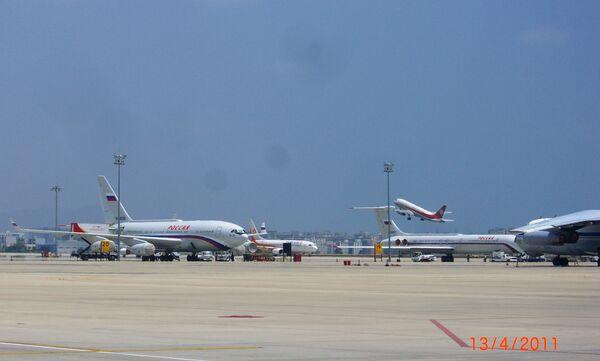 Chinese airport in Hainan province - Sputnik International