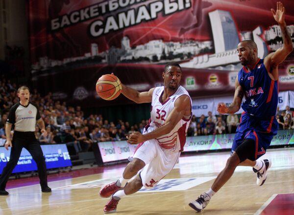Krasnye Krylya Withdraws From Basketball's Eurocup - Sputnik International