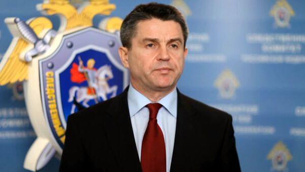 Russian Investigative Committee spokesman Vladimir Markin - Sputnik International